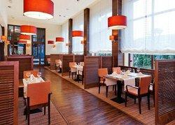 Resturant in Qubus Hotel - Gorzow