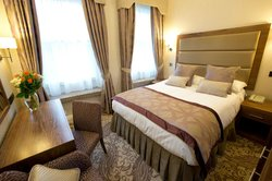 Comfortable, modern bedrooms