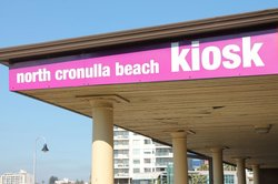 North Cronulla Beach Kiosk
