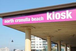 North Cronulla Beach Kiosk