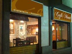 Cafetería Montt