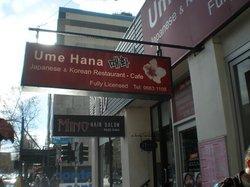 Ume Hana