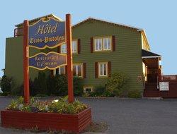 Hotel Trois-Pistoles