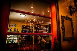 Vintage Paris Coffee and Wine Cafe