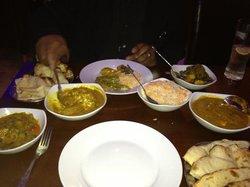 Bombay kitchen