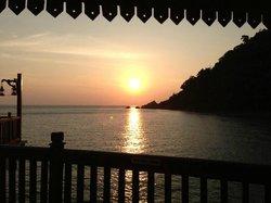 View fromPahn Thai