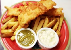 Captain Billy's Fish n Chips