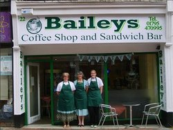 Baileys Coffee Shop and Sandwich Bar