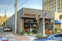 Swine Southern Table and Bar