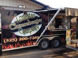Lonestar cheeseburger company