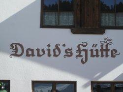David's Hütte