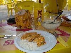 Restaurante Areia Mar e Sol