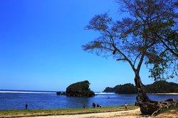 Kondang Merak Beach
