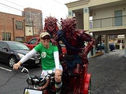 Raleigh Rickshaw