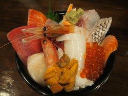 Seafood Tavern Sakanaya no Daidokoro Sapporo Nijoichiba