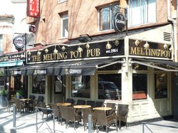 The Melting Pot Pub