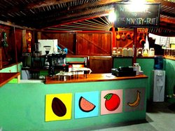 The Ministry of Fruit Cafe