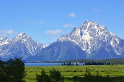 Teton National Forest