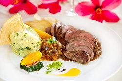 Ngala Lodge Restaurant