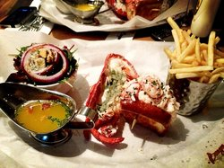 Burger and Lobster - Farringdon