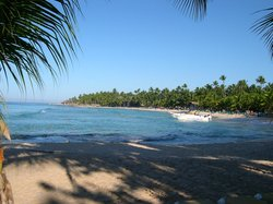 Il litorale del resort