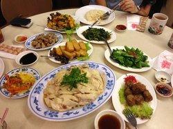 Pow Sing Hai Nan Chicken Rice