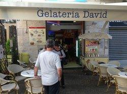 David Gelateria 'Ice cream classes'