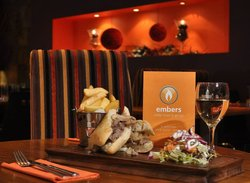 Embers Coffee House and Grill Bar