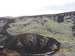 Grabrok Crater