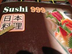 Sushi 999 restaurant japonais