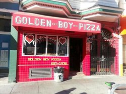‪Golden Boy Pizza‬