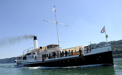 Dampfschiff Hohentwiel
