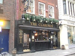 ‪The Clarence in Mayfair‬