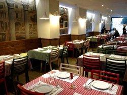 Restaurante Pizzería la Piazzetta