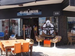 The Glass Onion Society