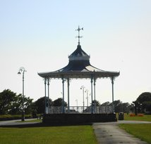 The Leas Bandstand