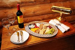 Gifts & Treats - cheese plate