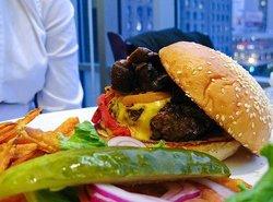 Burgers Bar - PIsgat Zeev