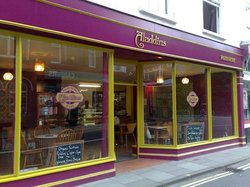 Aladdins cafe and patisserie