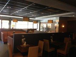 Restaurant III Blokas