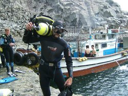 Jeju Island Diving Service Big Blue33