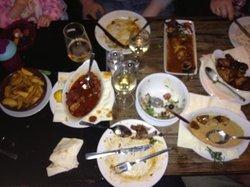 The Rake Mediterranean Tapas Restaurant