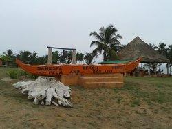 Entry boat