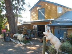 The Barn on Flaxton