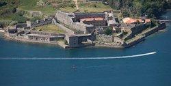 Castillo de San Felipe. Ferrol.