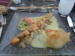 Hotel Restaurant Acadie Saint Victor
