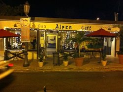 Das Alpen Cafe