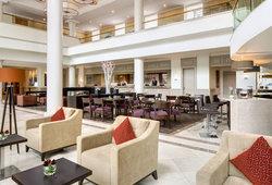 Lobby Hotel Munich Marriott Hotel München
