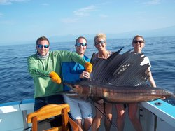 Fishing Costa Rica with Big Eye Charters