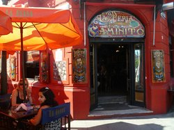 La Perla, Cafe Notable 1882